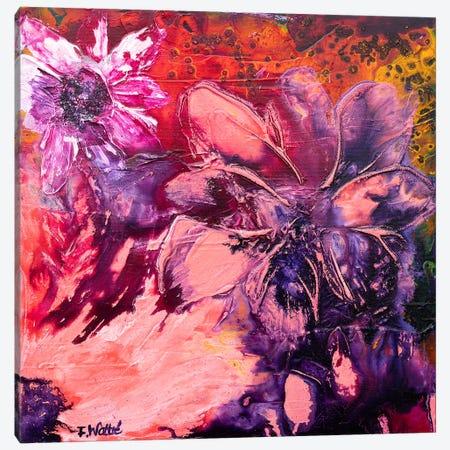 Summer Fragrance I Canvas Print #FWA61} by Françoise Wattré Canvas Wall Art