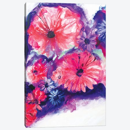 Sweet Tropical Heat I Canvas Print #FWA69} by Françoise Wattré Canvas Art