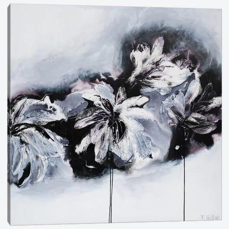 Beyond The Sky III Canvas Print #FWA6} by Françoise Wattré Canvas Artwork