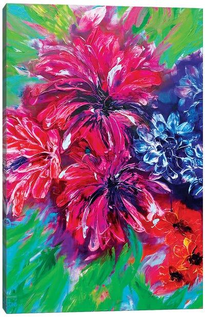 Jungle Paradise I Canvas Art Print