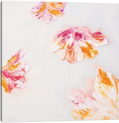 Bright Joy Canvas Art Print