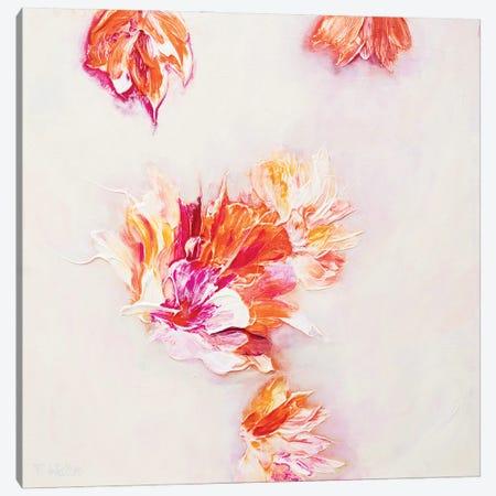 Flourish Canvas Print #FWA80} by Françoise Wattré Canvas Wall Art