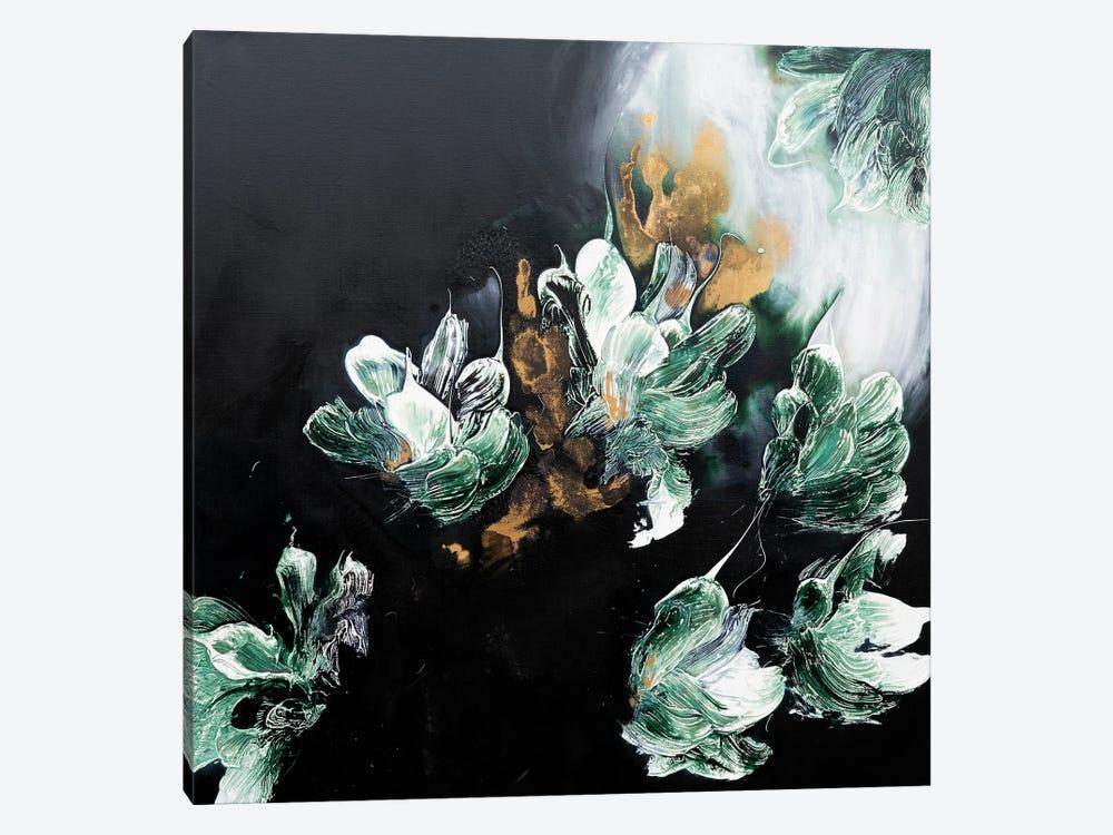 Dance with me by Françoise Wattré 1-piece Canvas Print
