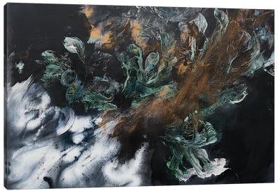 Emeralds Garden Canvas Art Print