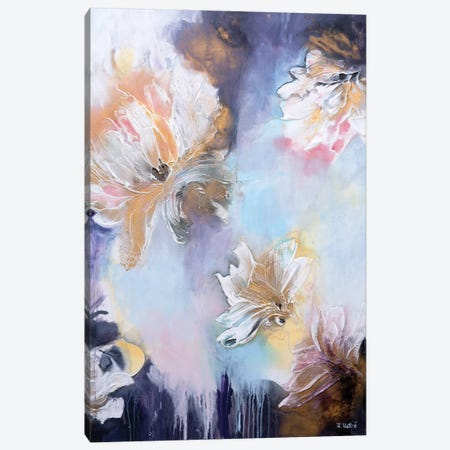 Among The Stars High In The Sky II Canvas Print #FWA89} by Françoise Wattré Canvas Artwork