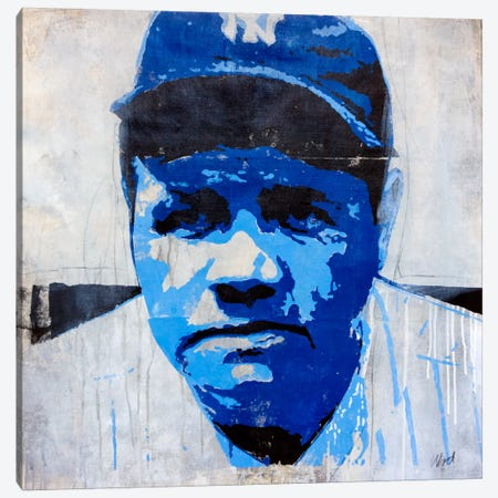 Bambino Canvas Print #FWD11} by Francis Ward Canvas Artwork