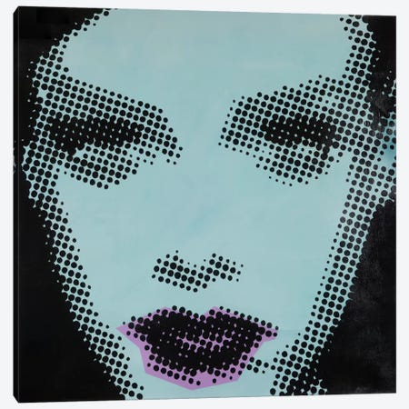Lipstick Canvas Print #FWD17} by Francis Ward Canvas Art Print