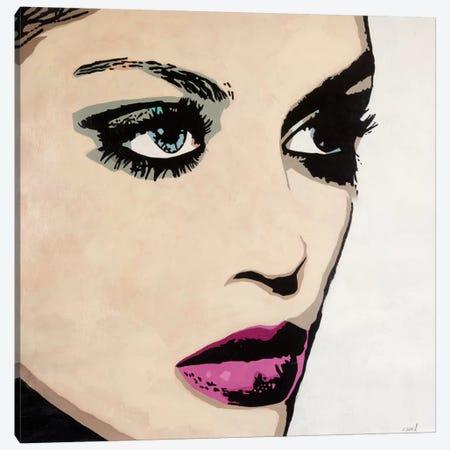 On Fleek Canvas Print #FWD18} by Francis Ward Canvas Art