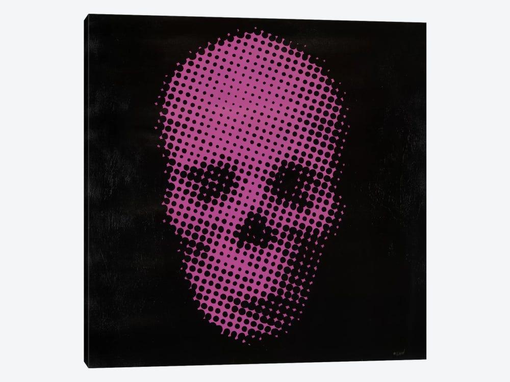 Pink Skull by Francis Ward 1-piece Art Print