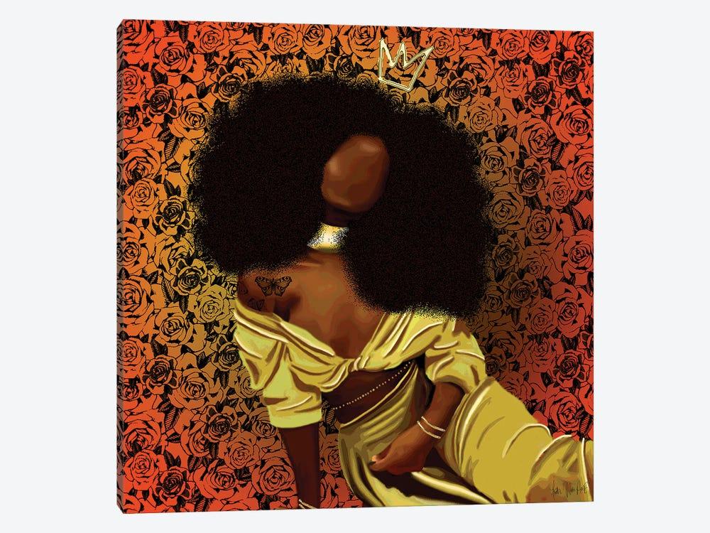 Dominique by Faith with an E 1-piece Art Print