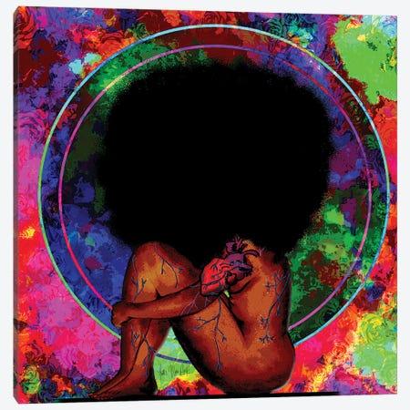 Drunk On Love Canvas Print #FWE11} by Faith with an E Canvas Print