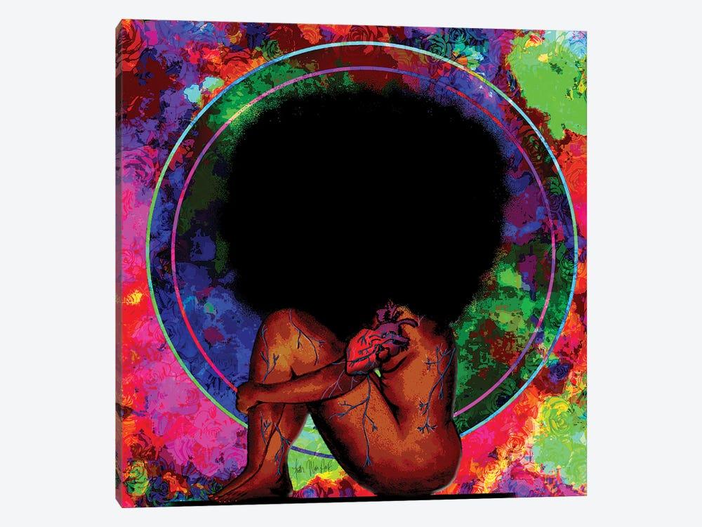 Drunk On Love by Faith with an E 1-piece Canvas Wall Art