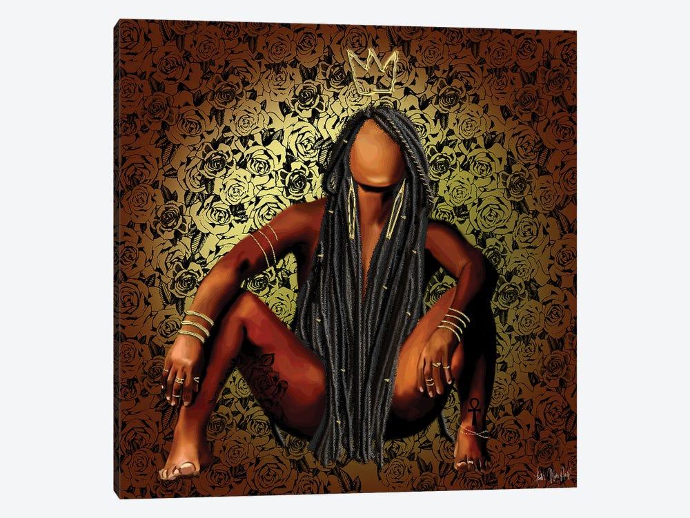 Queen Dread by Faith with an E 1-piece Canvas Art