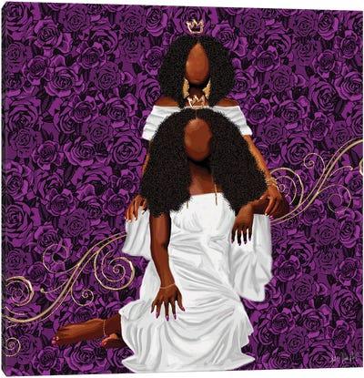 Mother Love Canvas Art Print