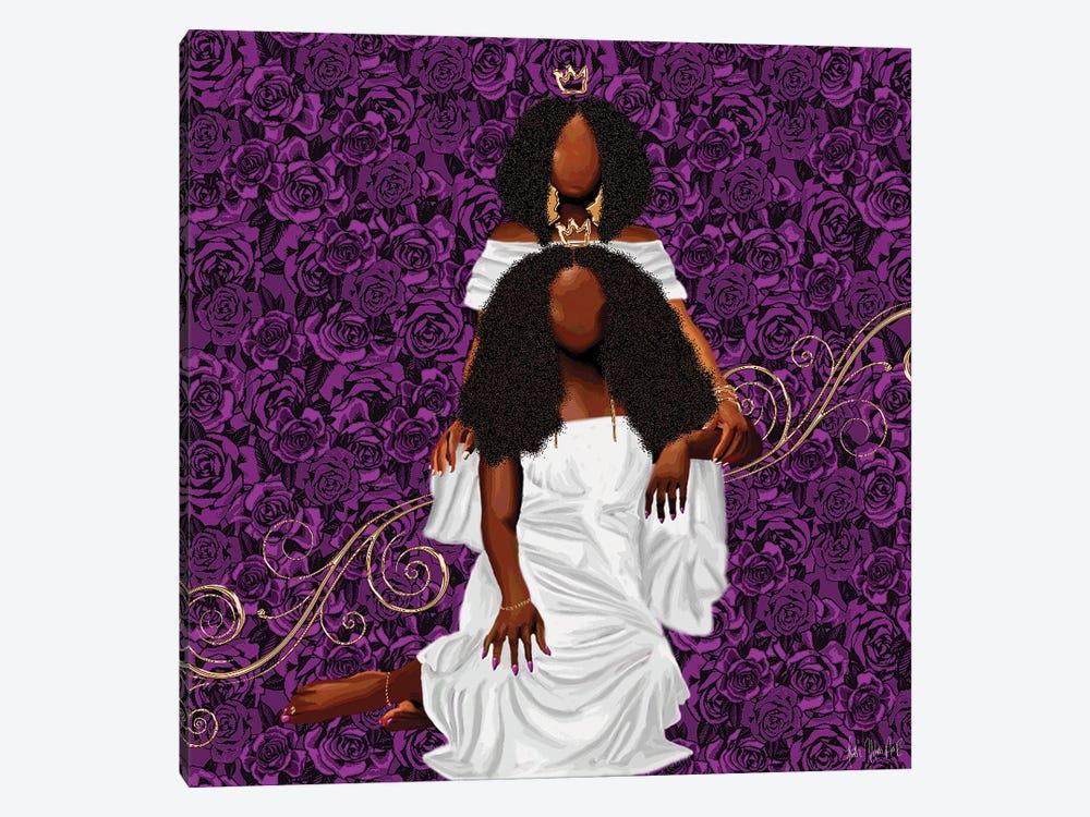 Mother Love by Faith with an E 1-piece Canvas Artwork