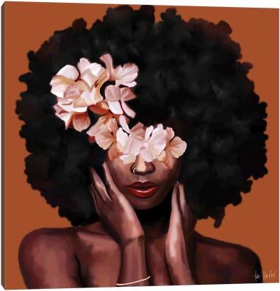Vivian Canvas Art Print