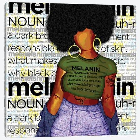 Definition Canvas Print #FWE9} by Faith with an E Canvas Print