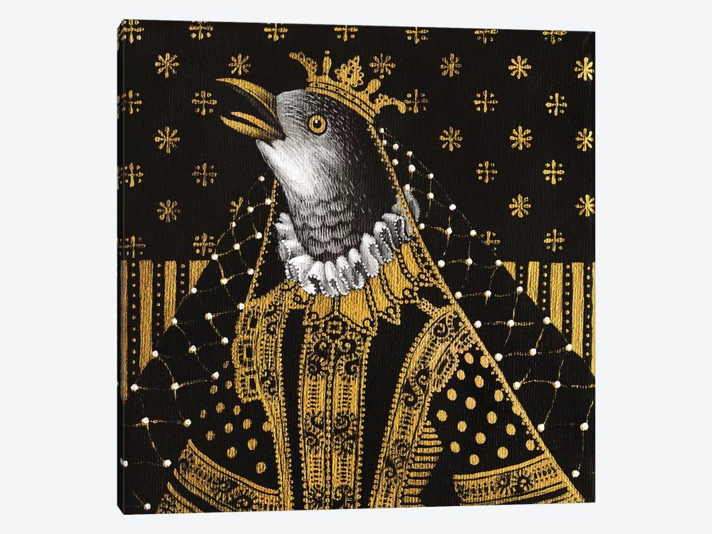 Tilda by Foxy & Paper 1-piece Canvas Art Print