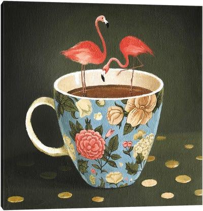 Cup of Tea Canvas Art Print