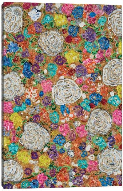 Florals III Canvas Art Print