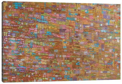 Hard Candy Meltdown Canvas Art Print