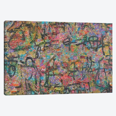 Metaphor In The Minerals Canvas Print #FYL21} by Florencio Yllana Canvas Wall Art