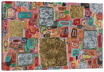 Splendor Block Series II Canvas Art Print