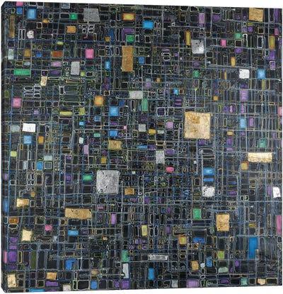 The Metropolis Canvas Art Print