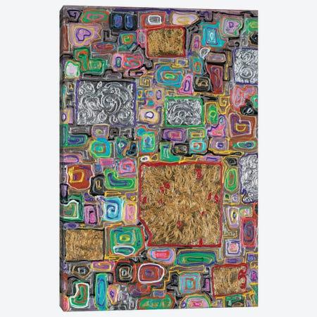 Splendor Block Series III Canvas Print #FYL3} by Florencio Yllana Canvas Wall Art