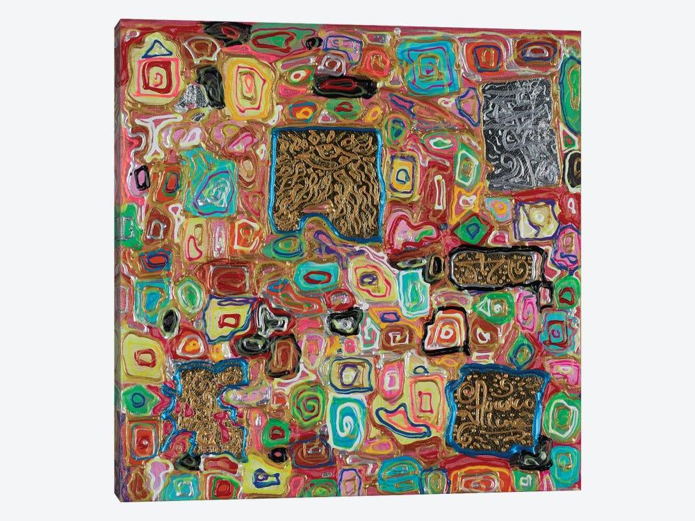 Splendor Block Series VII by Florencio Yllana 1-piece Art Print