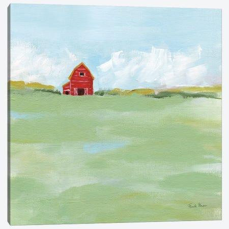 Country Feel Canvas Print #FZA157} by Farida Zaman Canvas Art Print