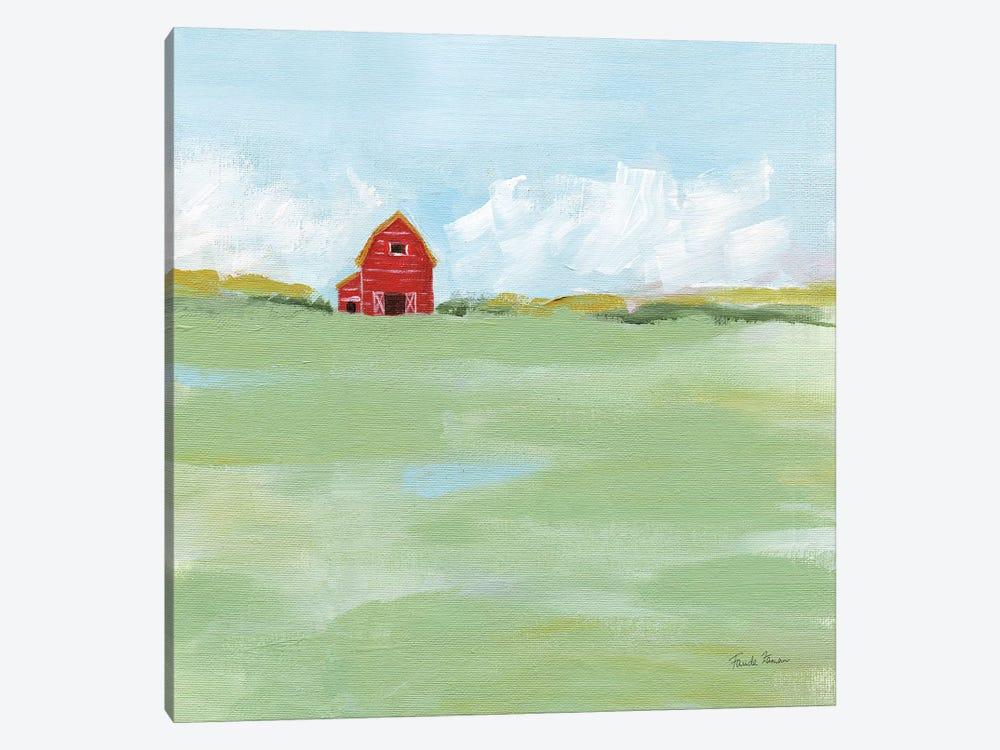 Country Feel by Farida Zaman 1-piece Art Print