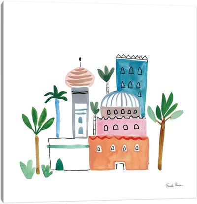 Home Sweet Home I Canvas Art Print