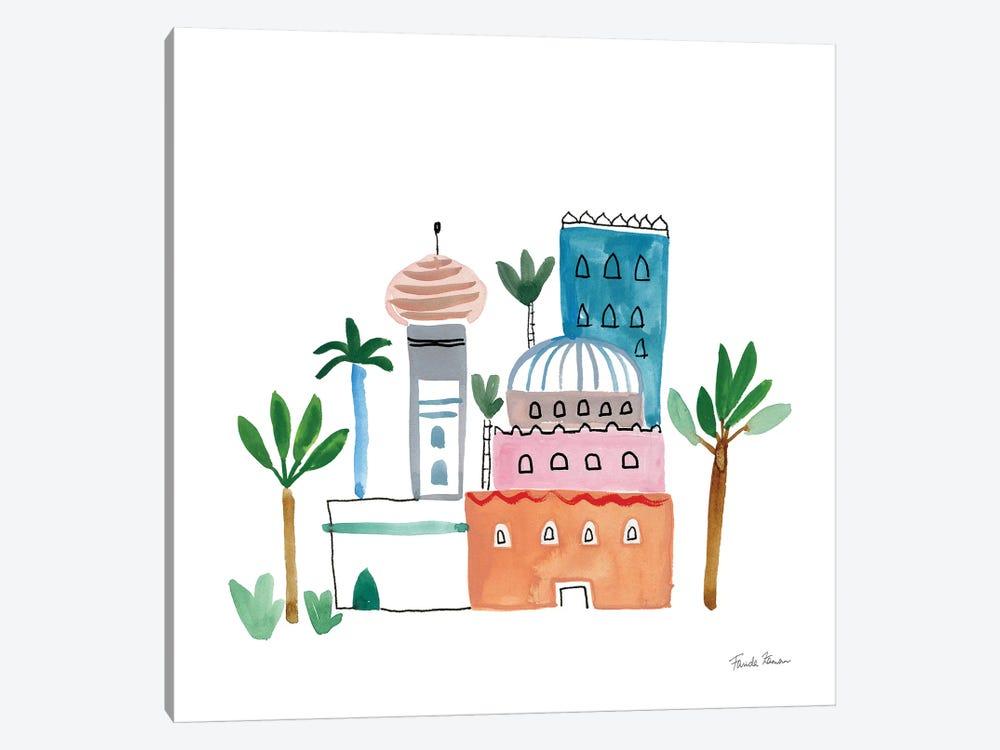 Home Sweet Home I by Farida Zaman 1-piece Canvas Print