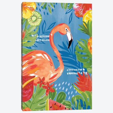 Tutti Frutti IV v2 Canvas Print #FZA181} by Farida Zaman Art Print