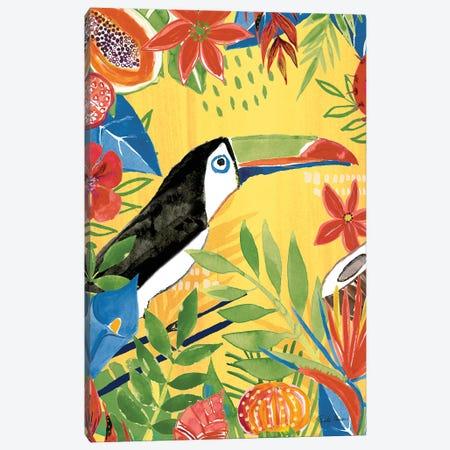 Tutti Frutti VI v2 Canvas Print #FZA182} by Farida Zaman Art Print