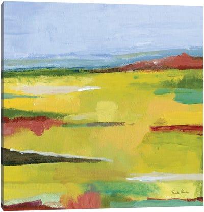 Landscape Abstract Canvas Art Print