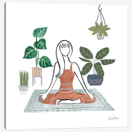 Self Care II Canvas Print #FZA258} by Farida Zaman Art Print