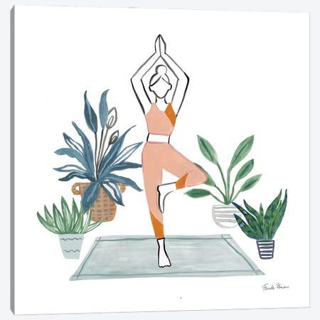 Self Care III Canvas Print #FZA259} by Farida Zaman Art Print
