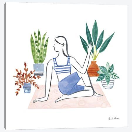 Self Care IV Canvas Print #FZA260} by Farida Zaman Canvas Art