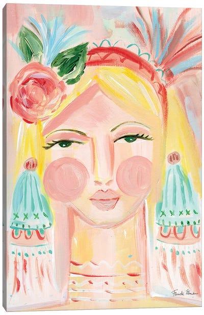 Fresh Face II Canvas Art Print