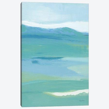 Coastal Bliss II Canvas Print #FZA57} by Farida Zaman Canvas Art Print