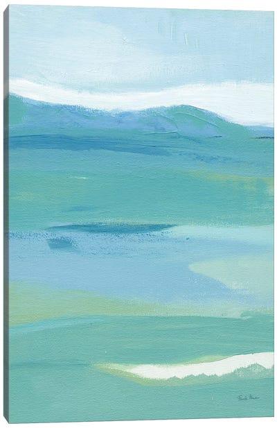 Coastal Bliss II Canvas Art Print