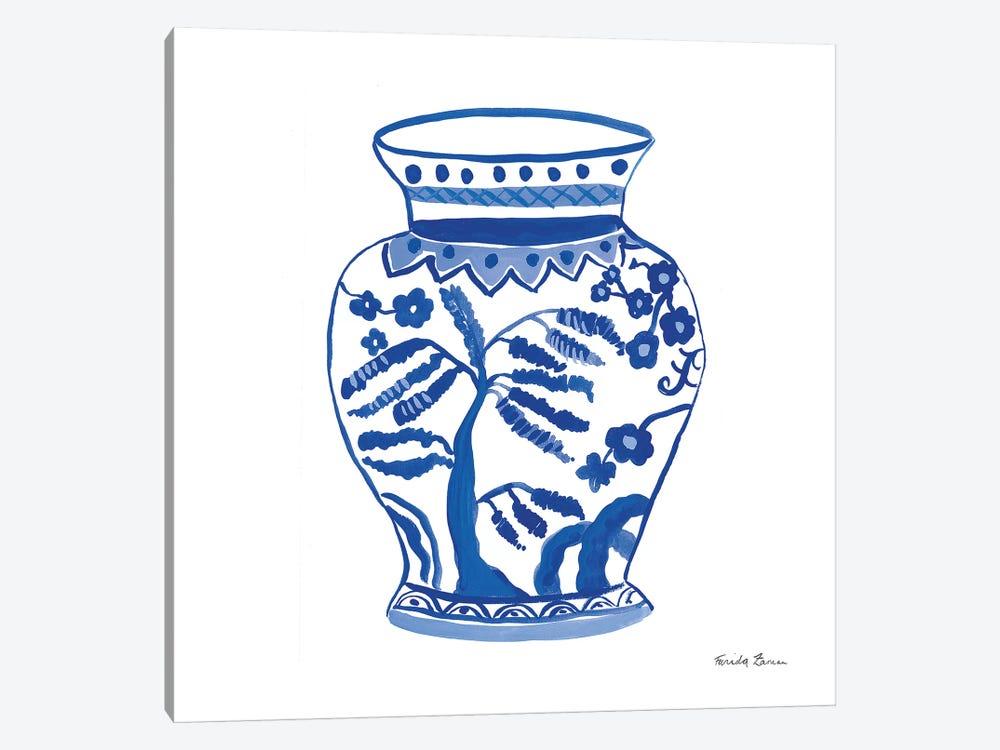 Chinoiserie IV by Farida Zaman 1-piece Art Print
