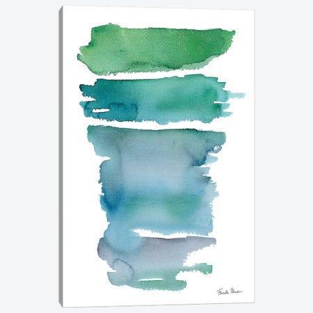 Sideways I Canvas Print #FZA74} by Farida Zaman Canvas Print