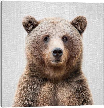 Bear 2 Canvas Art Print