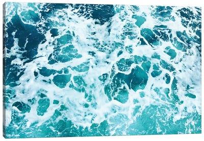 Ocean Splash IV Canvas Art Print
