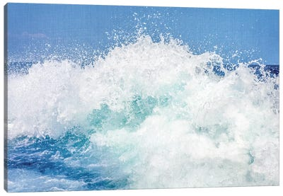 Ocean Wave Canvas Art Print