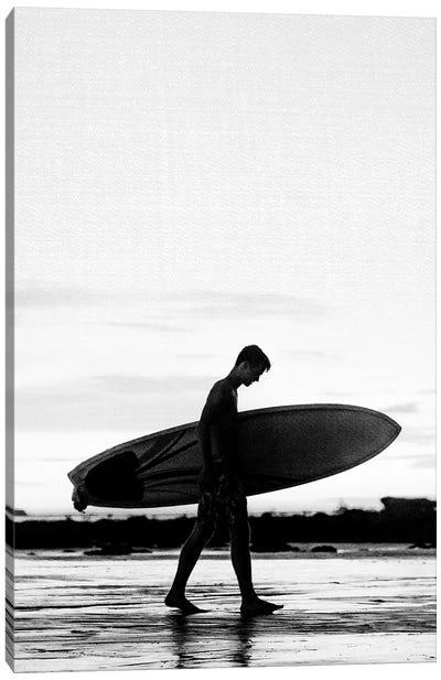 Surf Boy Canvas Art Print