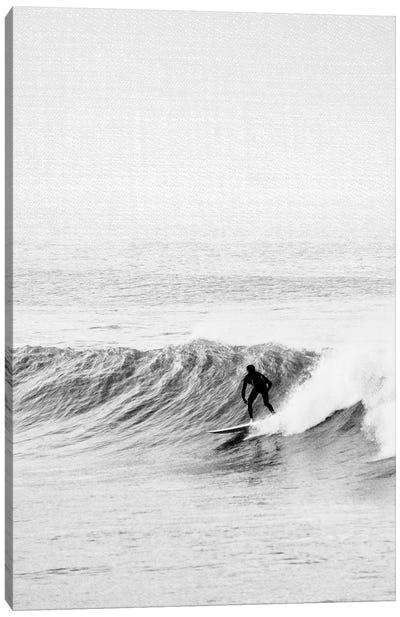 Surf Time Canvas Art Print